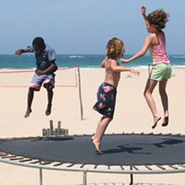 Children Sports corner